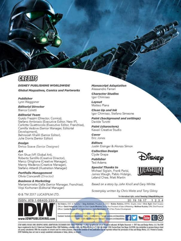 DELCOURT - Star Wars Rogue One (Jeunesse) Starwa19