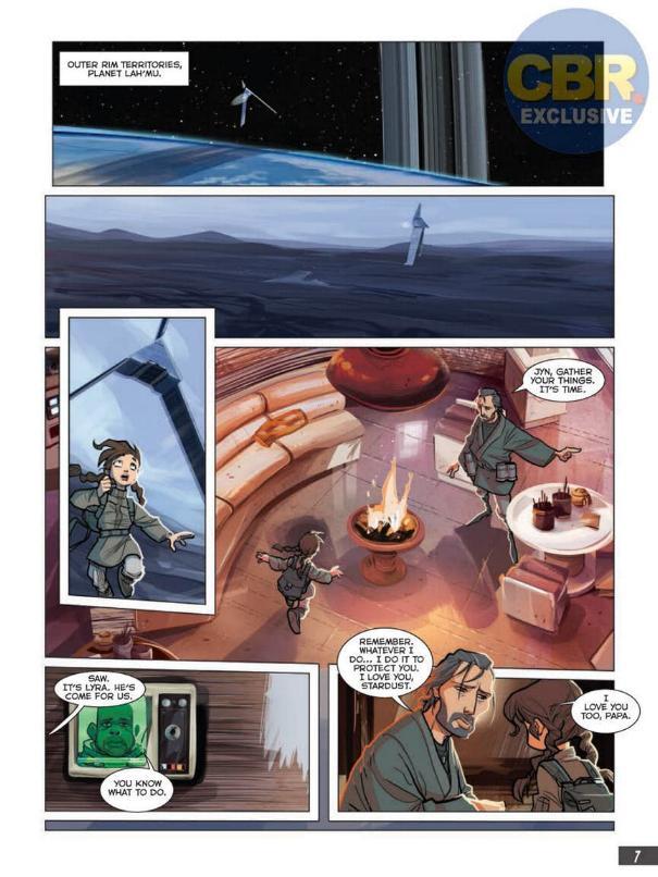 DELCOURT - Star Wars Rogue One (Jeunesse) Starwa20