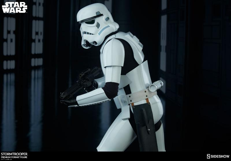 Sideshow Collectibles - Stormtrooper Premium Format 2018 Storm127