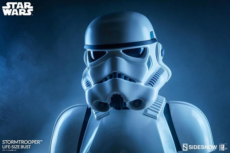Sideshow Collectibles - Stormtrooper Life-Size Bust Storm_30