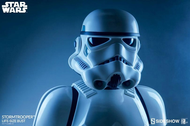 Sideshow Collectibles - Stormtrooper Life-Size Bust Storm_32