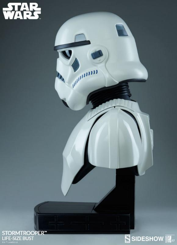 Sideshow Collectibles - Stormtrooper Life-Size Bust Storm_33