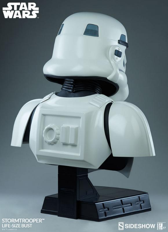 Sideshow Collectibles - Stormtrooper Life-Size Bust Storm_34