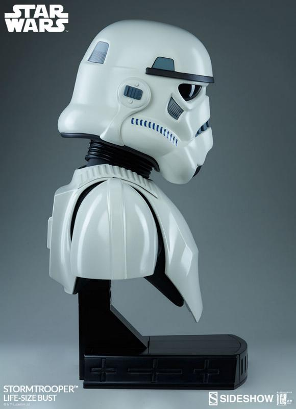 Sideshow Collectibles - Stormtrooper Life-Size Bust Storm_36