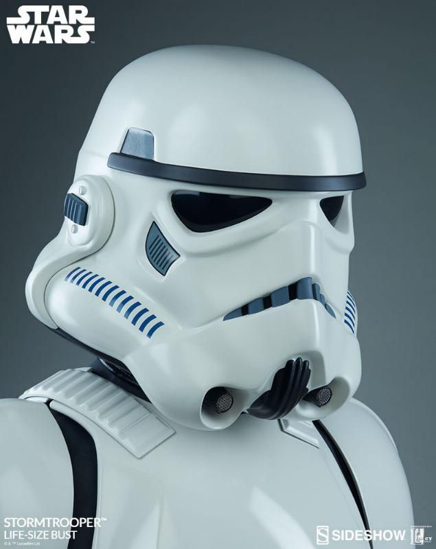 Sideshow Collectibles - Stormtrooper Life-Size Bust Storm_37