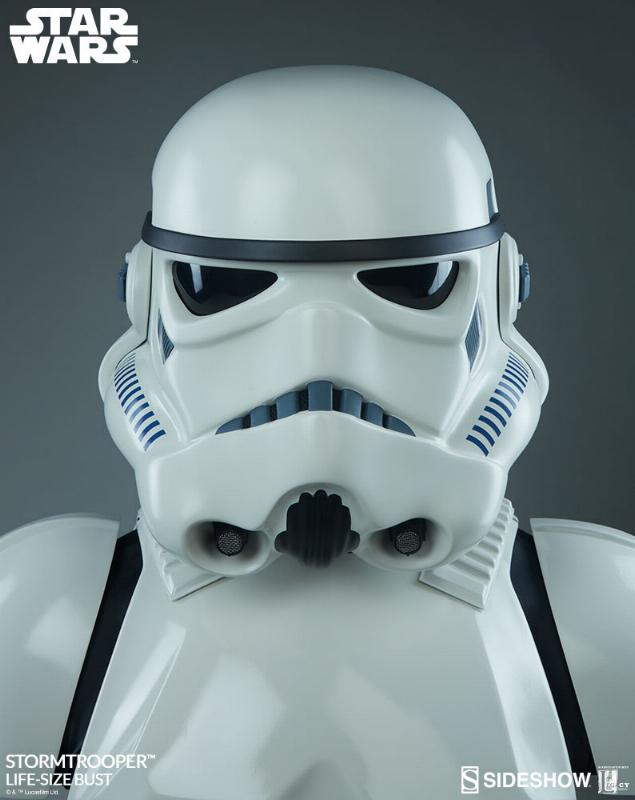 Sideshow Collectibles - Stormtrooper Life-Size Bust Storm_38