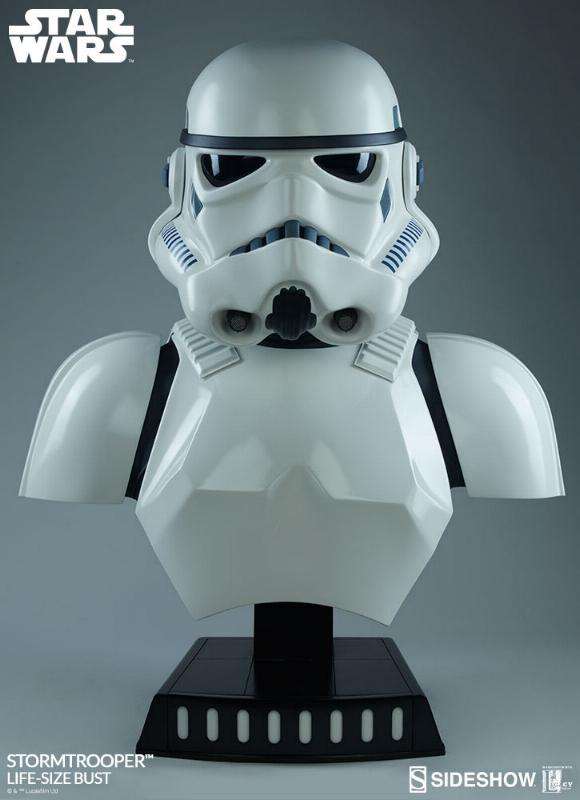 Sideshow Collectibles - Stormtrooper Life-Size Bust Storm_39