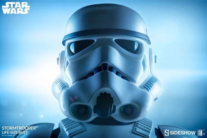 Sideshow Collectibles - Stormtrooper Life-Size Bust Storm_41