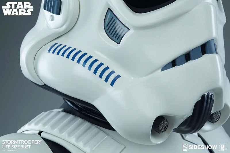 Sideshow Collectibles - Stormtrooper Life-Size Bust Storm_43
