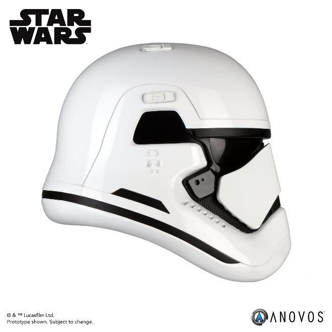 ANOVOS - THE LAST JEDI First Order Stormtrooper Helmet  Storm_53