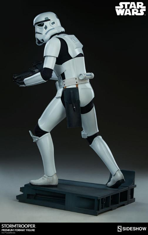 Sideshow Collectibles - Stormtrooper Premium Format 2018 Storm_73