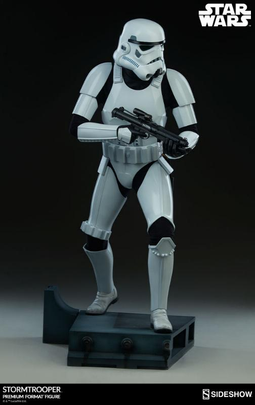 Sideshow Collectibles - Stormtrooper Premium Format 2018 Storm_76