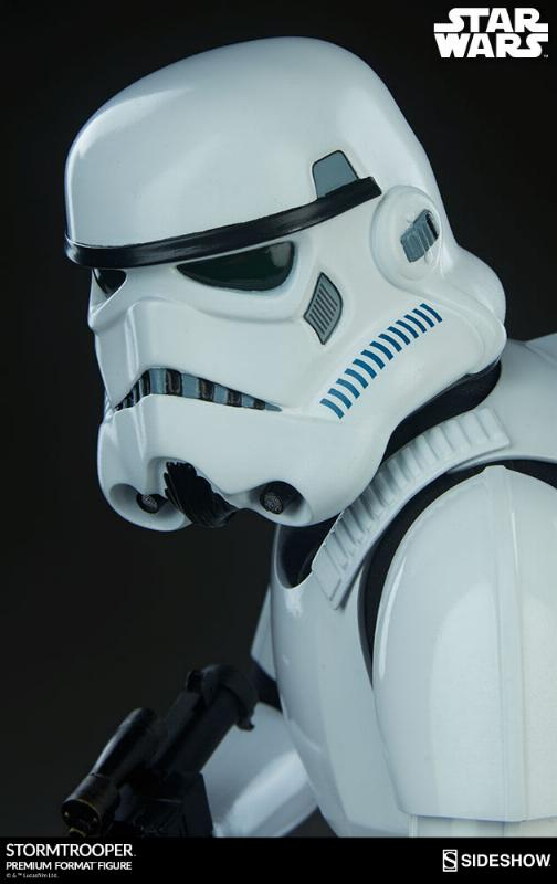 Sideshow Collectibles - Stormtrooper Premium Format 2018 Storm_78