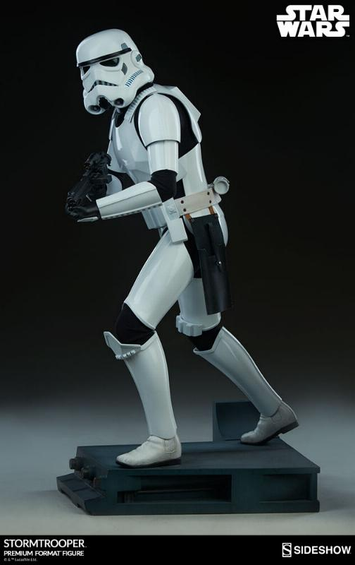 Sideshow Collectibles - Stormtrooper Premium Format 2018 Storm_80