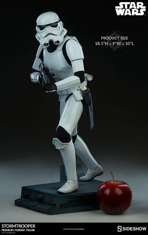 Sideshow Collectibles - Stormtrooper Premium Format 2018 Storm_81