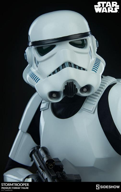 Sideshow Collectibles - Stormtrooper Premium Format 2018 Storm_84