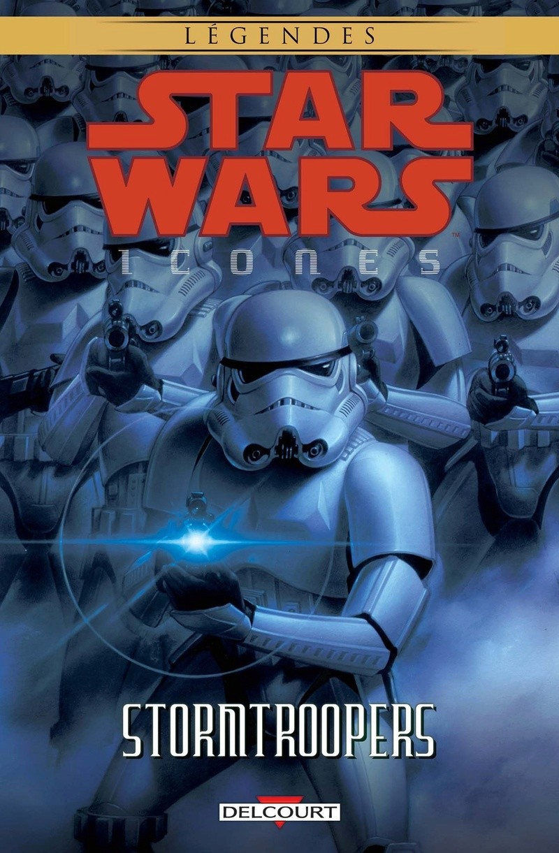 DELCOURT - Star Wars - Icones T06. Stormtroopers Sw_ico10