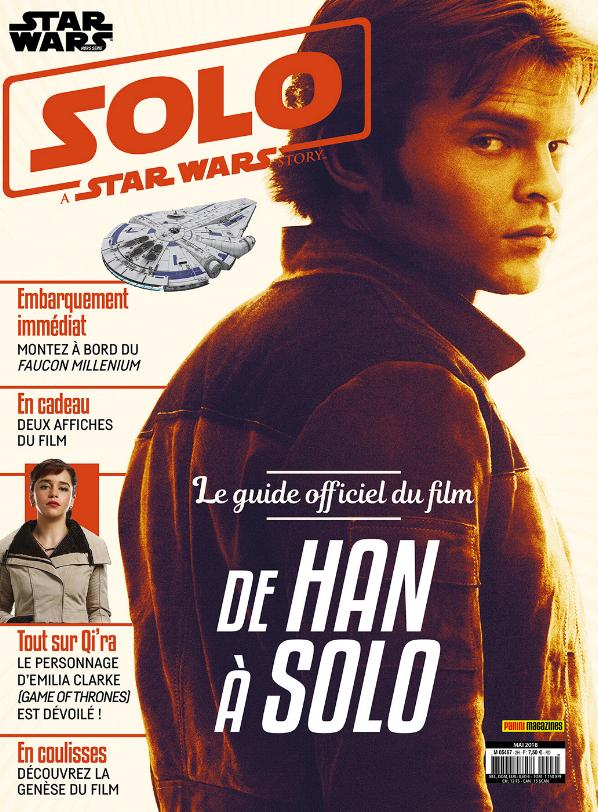 Magazine PANINI Le Guide Officiel de Solo A Star Wars Story Sw_ins12