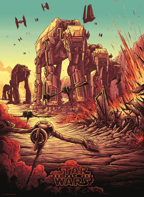 Artwork Star Wars - The Spark That Will Light the Fire The_sp10