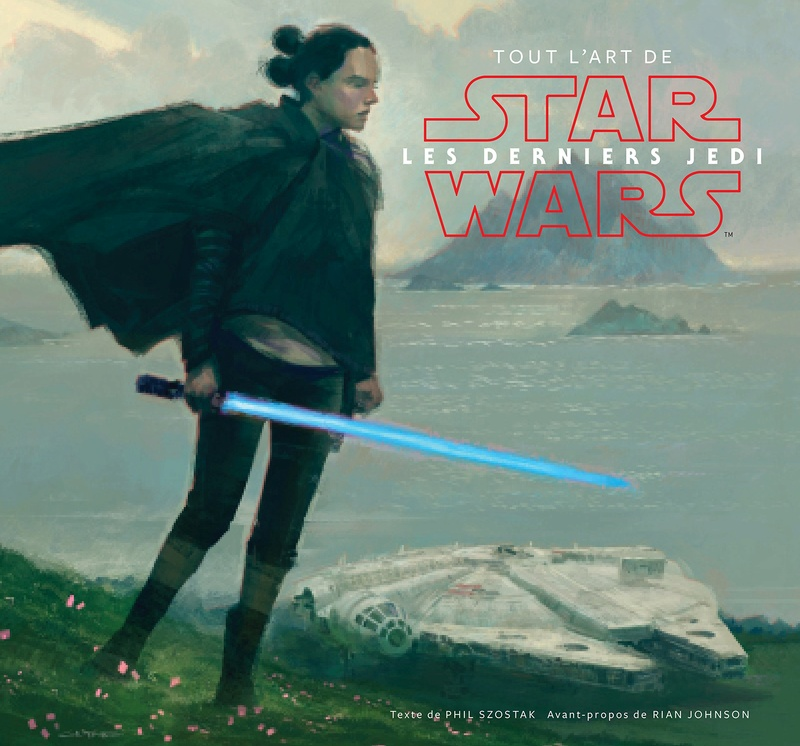 The Art of Star Wars: The Last Jedi - Les derniers Jedi Theart10