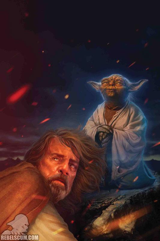 MARVEL - STAR WARS The Last Jedi Thelas13