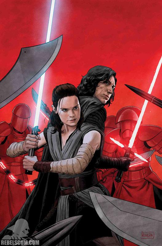 MARVEL - STAR WARS The Last Jedi Thelas14