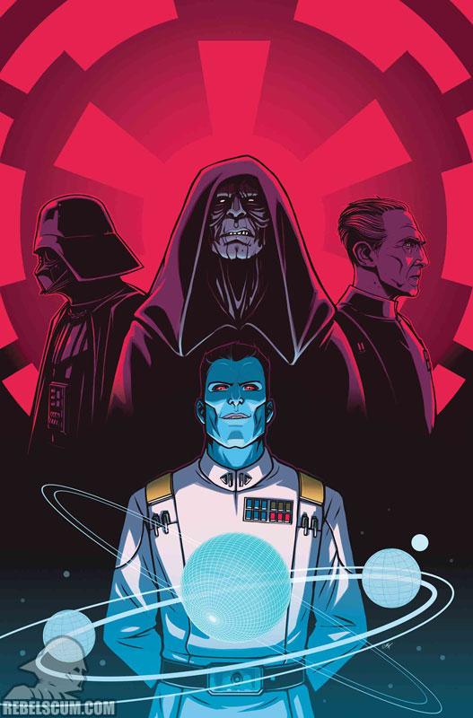 MARVEL Star Wars - THRAWN Thrawn20