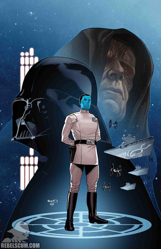 MARVEL Star Wars - THRAWN Thrawn22