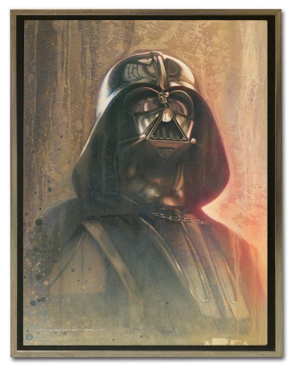 Artwork Star Wars - ACME - Timeless Series Vader Timele10