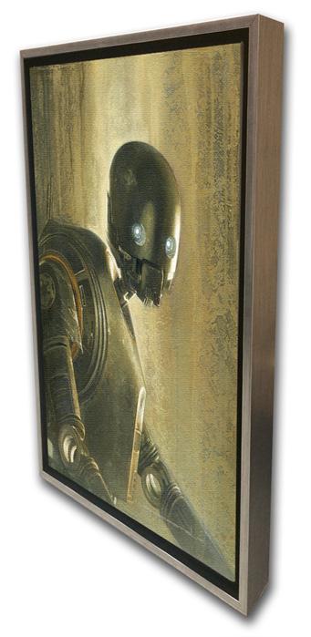 Artwork Star Wars - ACME - Timeless Series K-2SO Timele13