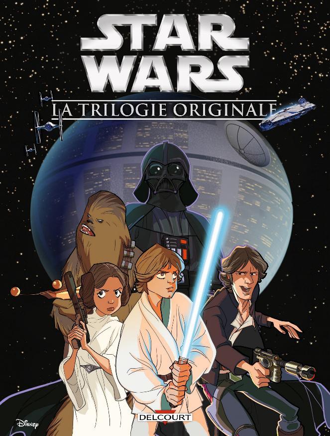 Star Wars Trilogie Classique (Jeunesse) Trilog10