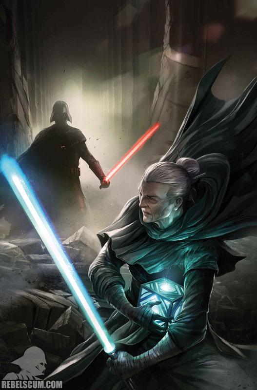 Marvel Comics US - DARTH VADER: DARK LORD OF THE SITH Vader_10