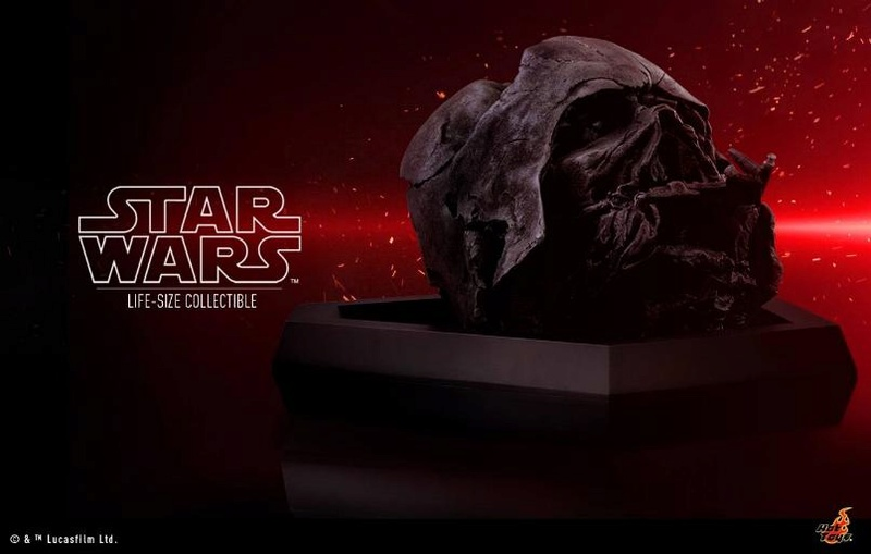 Hot Toys Star Wars The Force Awakens Darth Vader Helmet Vader_11