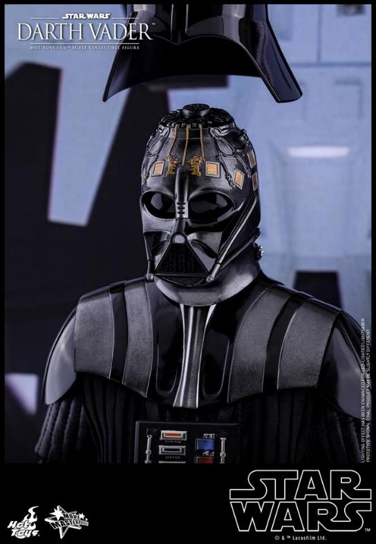 Hot Toys Star Wars Ep. V ESB 1/6th scale Darth Vader Figure Vader_13