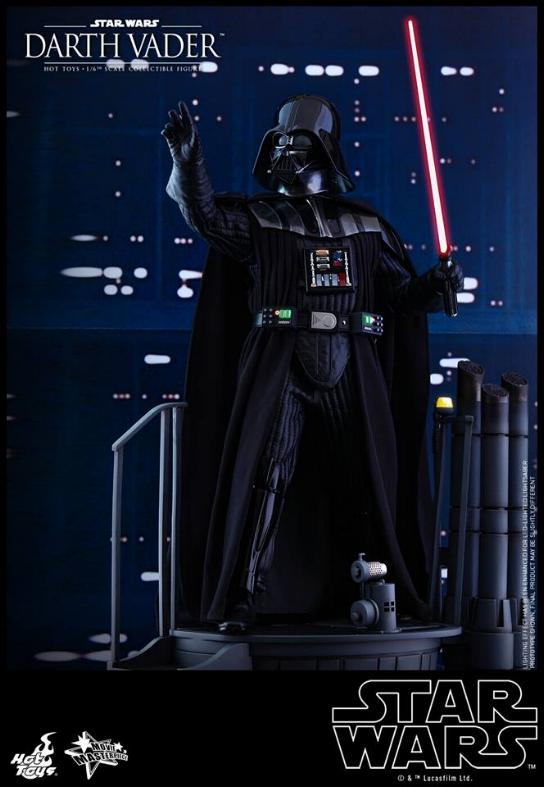 Hot Toys Star Wars Ep. V ESB 1/6th scale Darth Vader Figure Vader_14