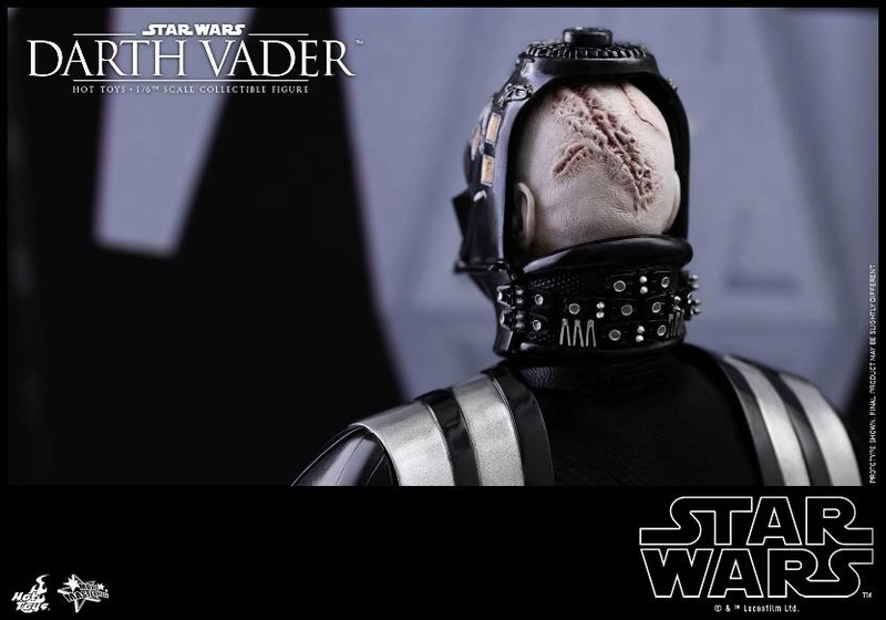 Hot Toys Star Wars Ep. V ESB 1/6th scale Darth Vader Figure Vader_17