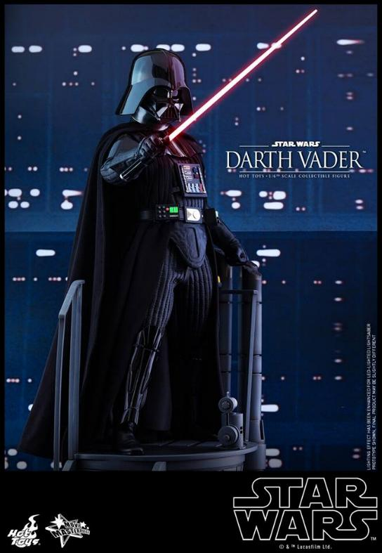 Hot Toys Star Wars Ep. V ESB 1/6th scale Darth Vader Figure Vader_22