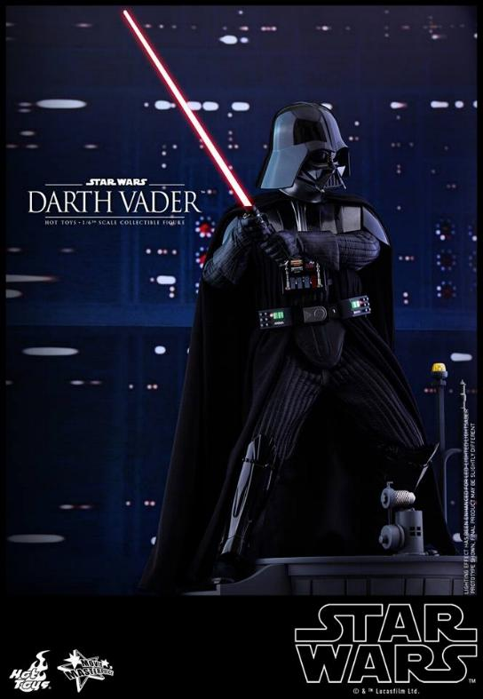 Hot Toys Star Wars Ep. V ESB 1/6th scale Darth Vader Figure Vader_25