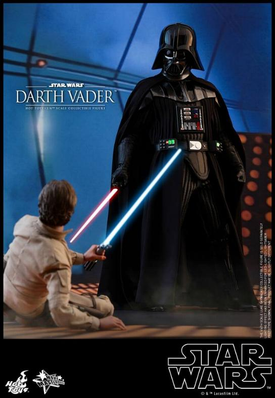 Hot Toys Star Wars Ep. V ESB 1/6th scale Darth Vader Figure Vader_26