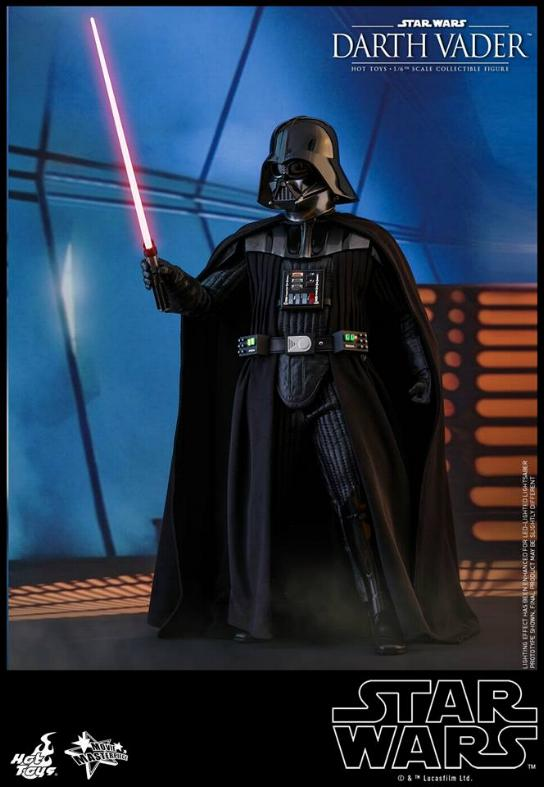 Hot Toys Star Wars Ep. V ESB 1/6th scale Darth Vader Figure Vader_27
