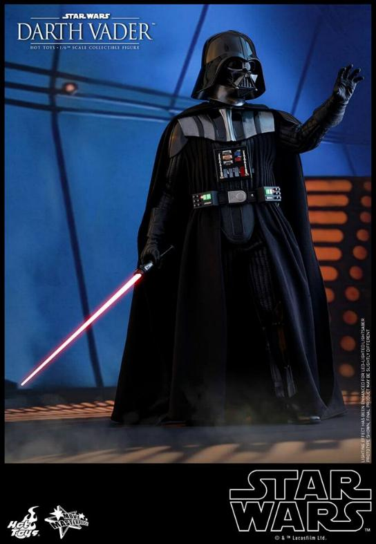 Hot Toys Star Wars Ep. V ESB 1/6th scale Darth Vader Figure Vader_28