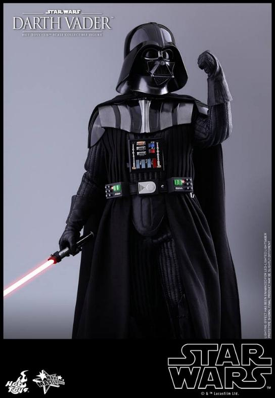 Hot Toys Star Wars Ep. V ESB 1/6th scale Darth Vader Figure Vader_29