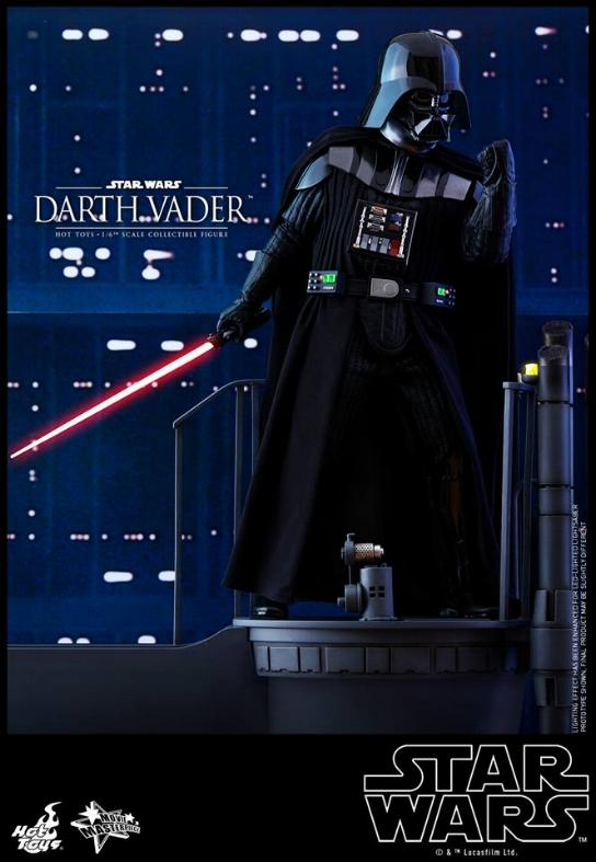 Hot Toys Star Wars Ep. V ESB 1/6th scale Darth Vader Figure Vader_31