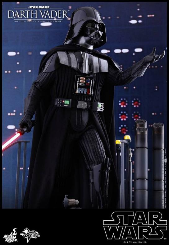 Hot Toys Star Wars Ep. V ESB 1/6th scale Darth Vader Figure Vader_33