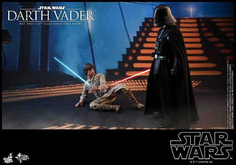 Hot Toys Star Wars Ep. V ESB 1/6th scale Darth Vader Figure Vader_34