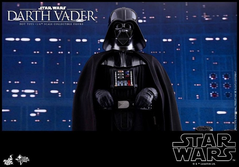 Hot Toys Star Wars Ep. V ESB 1/6th scale Darth Vader Figure Vader_35