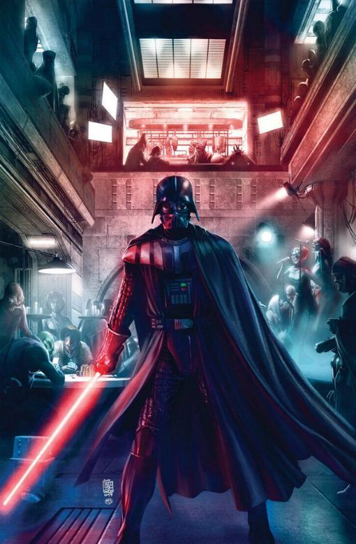 Marvel Comics US - DARTH VADER: DARK LORD OF THE SITH Vader_38