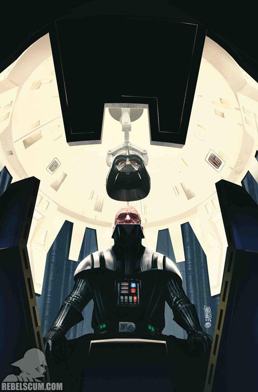Marvel Comics US - DARTH VADER: DARK LORD OF THE SITH Vader_41