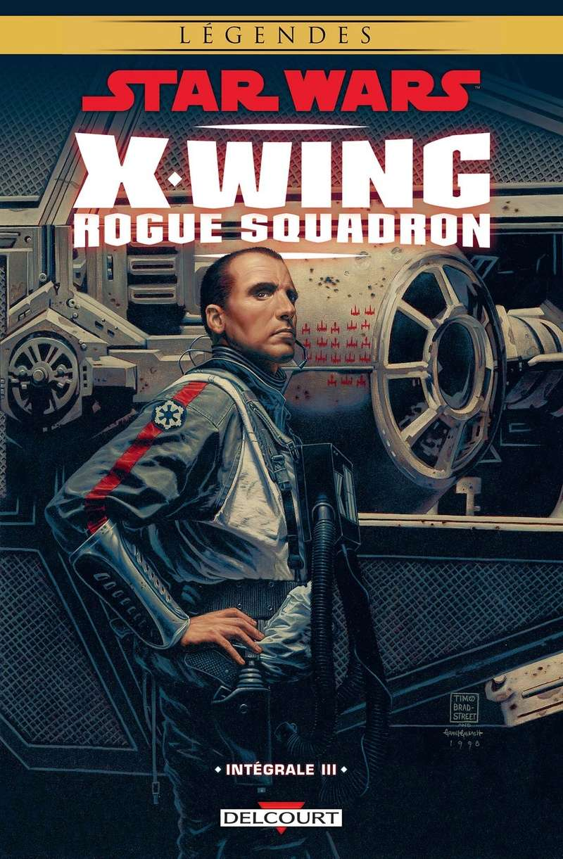 DELCOURT - Star Wars - X-Wing Rogue Squadron - Intégrale III Xwing_10