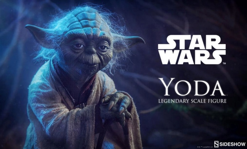 Sideshow Collectibles - Yoda Legendary Scale Figure Yoda_l10